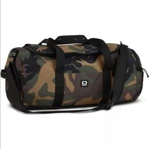 Ogio alpha duffle bag NWT